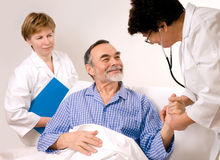 Doctors royalty free stock image