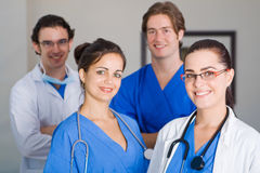 doctors Στοκ εικόνες με δικαίωμα ελεύθερης χρήσης