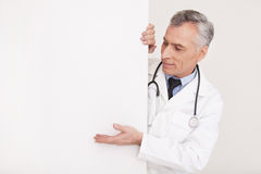 Doctors advice. Stock Images