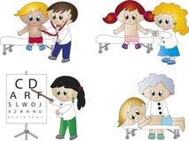 Doctors cartoon Stock Photography