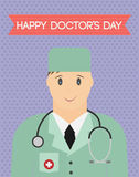 Doctors day 01 Stock Photography