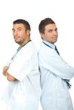doctors det vänliga laget Fotografering för Bildbyråer