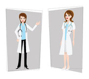 Doctors Female Stock Images