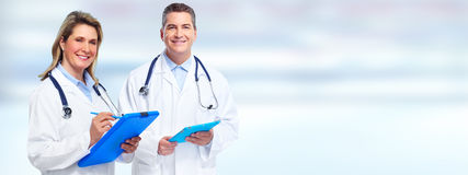 Doctors group Royalty Free Stock Photo