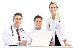 doctors läkarundersökning Arkivfoton