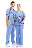 doctors läkarundersökning Royaltyfri Fotografi