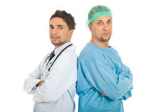 Doctors men Stock Images