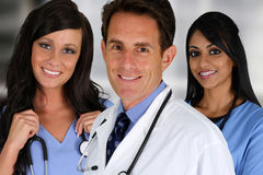Doctors and Nurse Stock Images