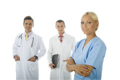 Healthcare Professionals Stock Image