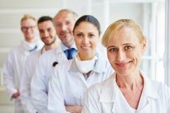 Doctors and nurses Royalty Free Stock Photo