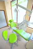 Doctors office (dental care tools) Stock Photo