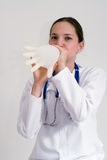 Doctors at Play Royalty Free Stock Photography