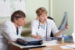 Doctors practition Stock Images