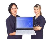 Doctors presentation Stock Photos