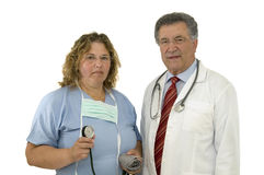 Doctors team Royalty Free Stock Images