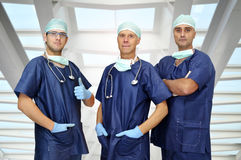Doctors team Stock Photo
