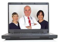 Doctors team royalty free stock photo