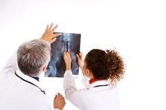 Doctors team Stock Image