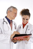Doctors team Royalty Free Stock Photos