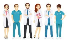 Doctors team Stock Photo