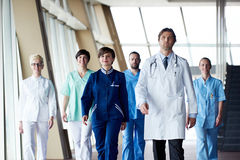 Free Doctors Team Walking Stock Photos - 62400963