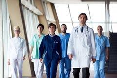 Free Doctors Team Walking Stock Images - 62711254