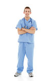 Doctors: Young Male Physician Royalty Free Stock Image
