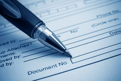 Document Stock Images