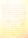 Document royalty-vrije illustratie