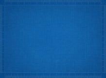 Document blauwdrukachtergrond royalty-vrije stock foto
