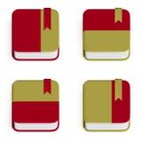 Document blokken vector illustratie