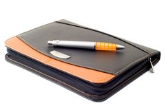 Document case Royalty Free Stock Photos