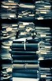 Document documenten stock afbeelding
