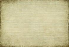Document en bamboe geweven grunge achtergrond Royalty-vrije Stock Afbeeldingen