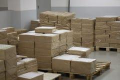 Document Fabriek royalty-vrije stock foto's