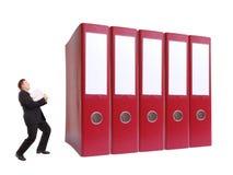 Document filing Stock Photos