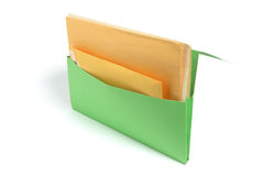 Document Folder Royalty Free Stock Photography
