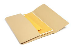 Document Folder Stock Photography