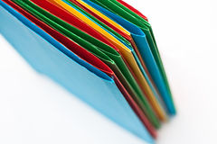 Document folder Royalty Free Stock Photography