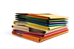 Document Folders Royalty Free Stock Photography