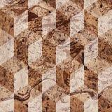 Document geruit patroon, die patroon herhalen Royalty-vrije Stock Afbeelding