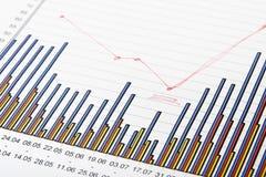 Document graphics 2 Stock Photo