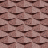 Document herhaalde blokken voor naadloos behang Stock Foto