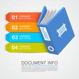 Document info Stock Photography