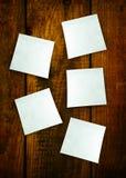 Document kaders Royalty-vrije Stock Afbeeldingen