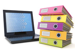 Document management Royalty Free Stock Photos