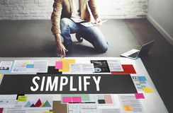 Document Marketing Strategy Business Concept Royalty Free Stock Photo
