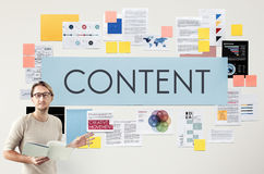 Document Marketing Strategy Business Concept Royalty Free Stock Image