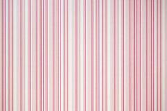 Document met roze strepen Royalty-vrije Stock Afbeelding