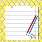 document op netto Stock Foto